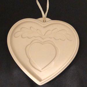 The Workshops of Herald E Henn  Heart Cookie Mold